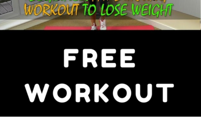 beginner fat burning workout to lose weight