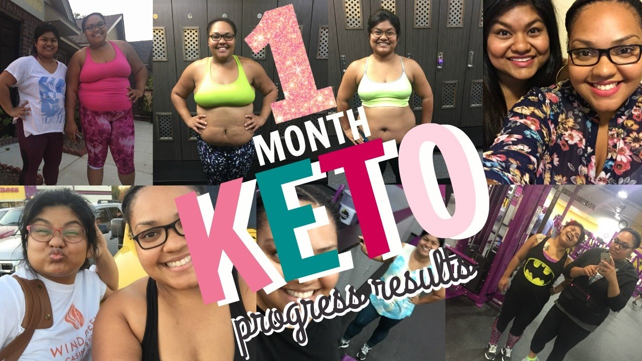 1 Month Ketogenic Low Carb Diet Progress Results - The Truth About Weight Loss