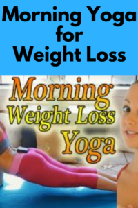 morning yoga for weight loss  20 minute workout fat